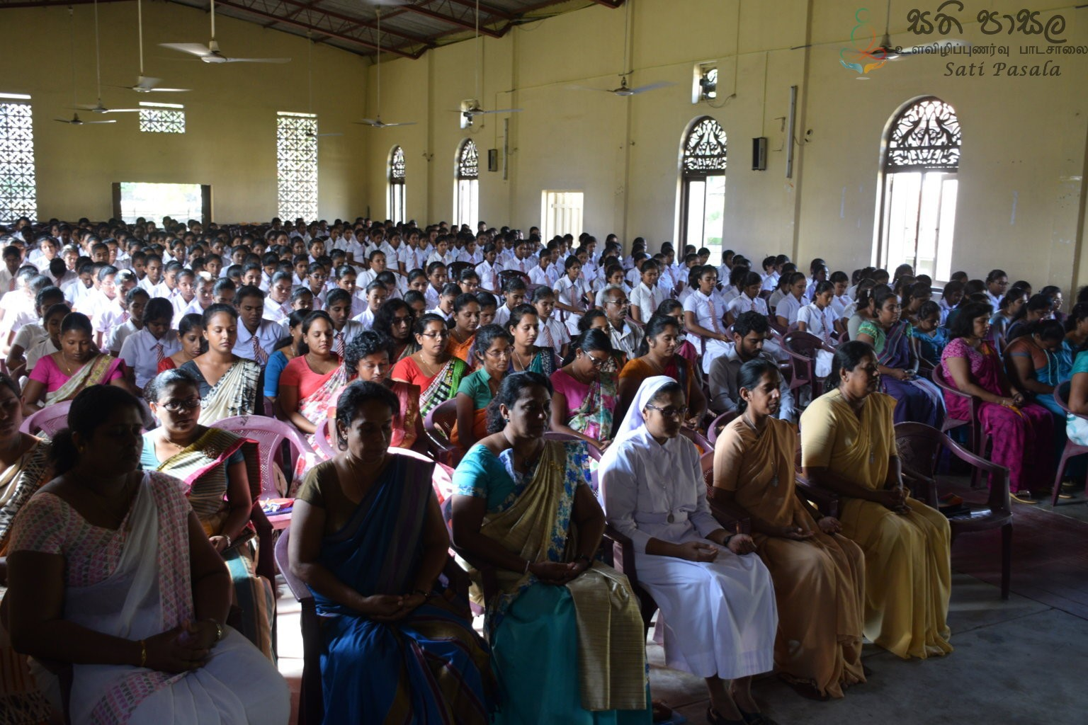 Mindfulness Program at Holy Family Convent, Kaluthara (47)