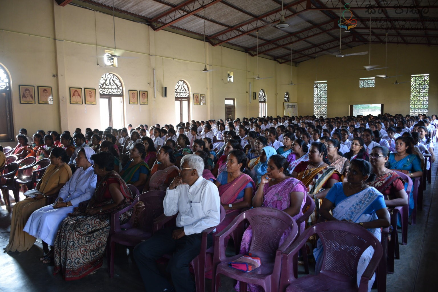 Mindfulness Program at Holy Family Convent, Kaluthara (9)