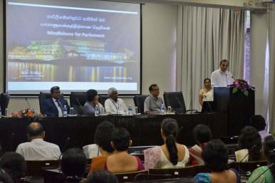 Mindfulness at the Sri Lanka Parliament (10)
