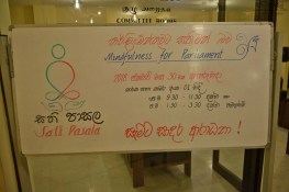 Mindfulness at the Sri Lanka Parliament (36)