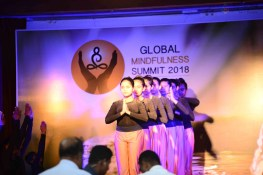 Global Mindfulness Summit 2018 - Inauguration (53)