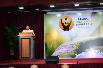 Global Mindfulness Summit 2018 - Inauguration (59)