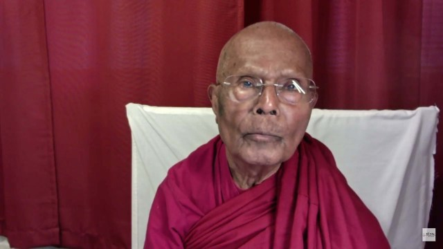 Mindfulness: The Key to Living Fully, Ven. Bhante Gunaratana at Global Mindfulness Summit 2018