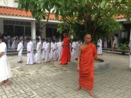 Sati Pasala Mindfulness program at Dhammikarama Temple Dhamma School (9)
