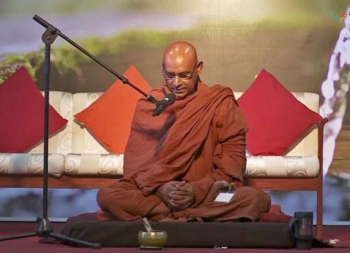 Guided Mindful Sitting (English)