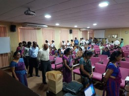 Sati Pasala Introduction program to Health Sector Personnel at Kandy. (7)