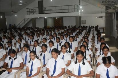 Sati Pasala Program at Musaeus College - Colombo (9)