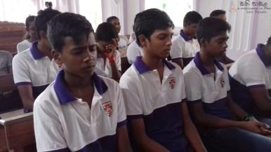 Sati Pasala Programme at Malwaththa Church, Negambo (13)