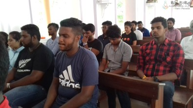 Sati Pasala Programme at Malwaththa Church, Negambo (3)