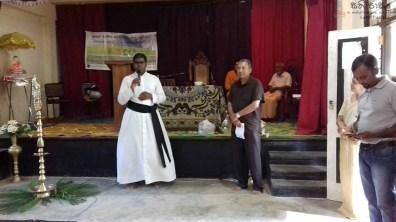 Sati Pasala Programme at Mawathagama