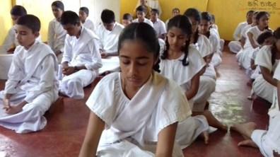 Sati Pasala Programme at Seluththararamaya Sathi Daham Pasala, Elamalpotha