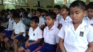 Satipasala programme at Ambanwela Primary, Welamboda (18)