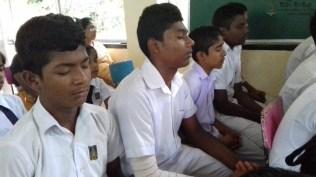 Satipasala programme at Ambanwela Primary, Welamboda (5)