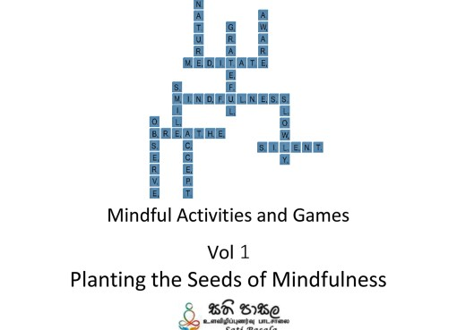 Mindful Activities and Games Vol 1