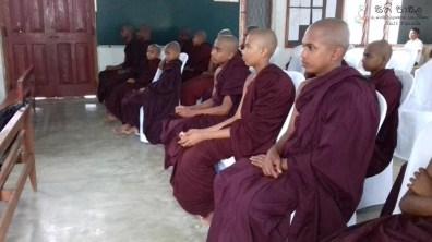 Sati Pasala Programme at Thelambugala Pirivena (18)