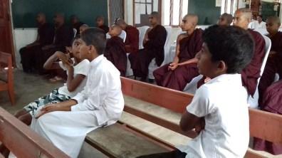 Sati Pasala Programme at Thelambugala Pirivena (6)