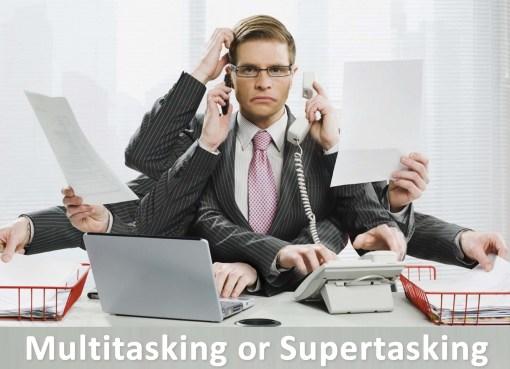 Multitasking or Supertasking Program at Seelawathi Sevana