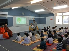 Sati Pasala introduction programme at the Waikato Compassion Meditation Centre, New Zealand
