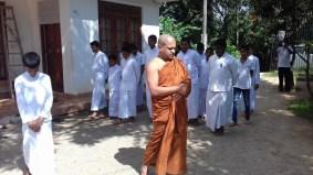 Sati Pasala at Sri Nigrodaraamaya Sunday School, Dewaragampola Mawanella (10)