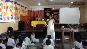 Sati Pasala at Sri Nigrodaraamaya Sunday School, Dewaragampola Mawanella (19)