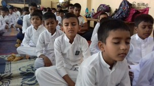 Sati Pasala at Sri Nigrodaraamaya Sunday School, Dewaragampola Mawanella (22)