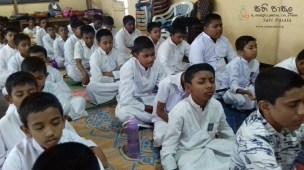 Sati Pasala at Sri Nigrodaraamaya Sunday School, Dewaragampola Mawanella (25)