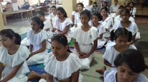 Sati Pasala at Sri Nigrodaraamaya Sunday School, Dewaragampola Mawanella (26)