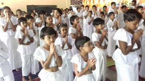 Sati Pasala at Sri Nigrodaraamaya Sunday School, Dewaragampola Mawanella (3)