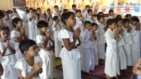 Sati Pasala at Sri Nigrodaraamaya Sunday School, Dewaragampola Mawanella (4)
