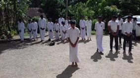 Sati Pasala at Sri Nigrodaraamaya Sunday School, Dewaragampola Mawanella (9)