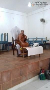 Sati Pasala programme at Sri Bodhirukkaramaya Temple, Doragala (3)