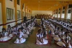 Thawalama Vidyaraja National School Grade 8 & 9 Students Practiced Mindfulness (18)