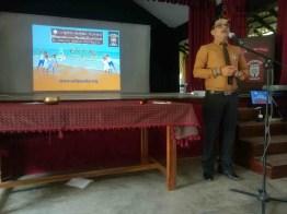 Mindfulness Programme at Sumana Balika Vidyalaya, Ratnapura (1)