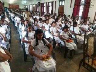 Mindfulness Programme at Sumana Balika Vidyalaya, Ratnapura (22)