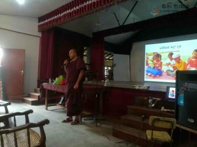 Mindfulness Programme at Sumana Balika Vidyalaya, Ratnapura (41)