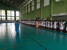 Mindfulness Programme at Sumana Balika Vidyalaya, Ratnapura (8)