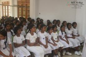 Mindfulness for Grade 4 Students from Rippon Ladies College at Galle (3)