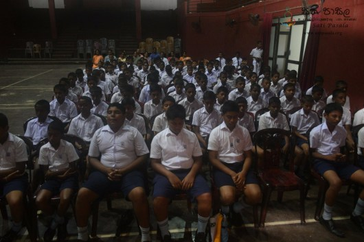 Mindfulness for Grade 8 Students from Richmand College at Galle (12)