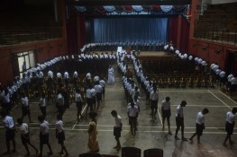 Mindfulness for Grade 8 Students from Richmand College at Galle (16)