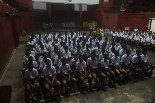 Mindfulness for Grade 8 Students from Richmand College at Galle (3)
