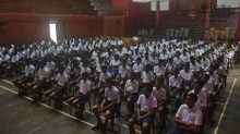 Mindfulness for Grade 9 Students from Richmond College at Galle (2)