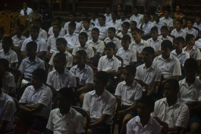 Mindfulness for Grade 9 Students from Richmond College at Galle (3)