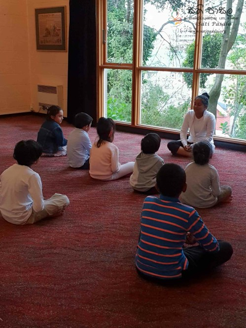 Sati Pasala -Dunedin -New Zealand has completed two years in September, 2018 (Sitting) (4)