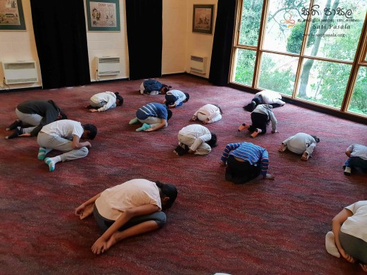Sati Pasala -Dunedin -New Zealand has completed two years in September, 2018 (Yoga) (9)