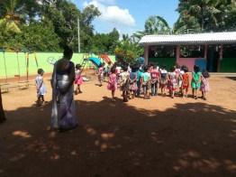 Sati Pasala Mindfulness Programme for Visaka Pre-School, Kadawatha (14)