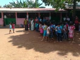 Sati Pasala Mindfulness Programme for Visaka Pre-School, Kadawatha (16)