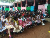 Sati Pasala Mindfulness Programme for Visaka Pre-School, Kadawatha (27)