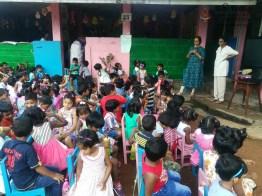 Sati Pasala Mindfulness Programme for Visaka Pre-School, Kadawatha (29)