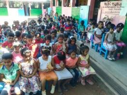 Sati Pasala Mindfulness Programme for Visaka Pre-School, Kadawatha (6)