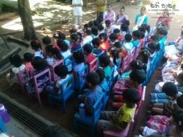 Sati Pasala Mindfulness Programme for Visaka Pre-School, Kadawatha (8)